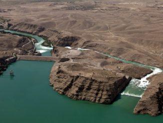 Kajaki Dam Salma Dam