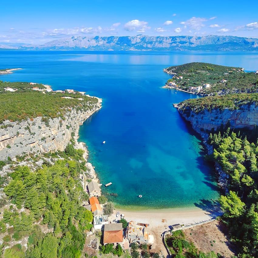 Pokrivenik located in Croatia