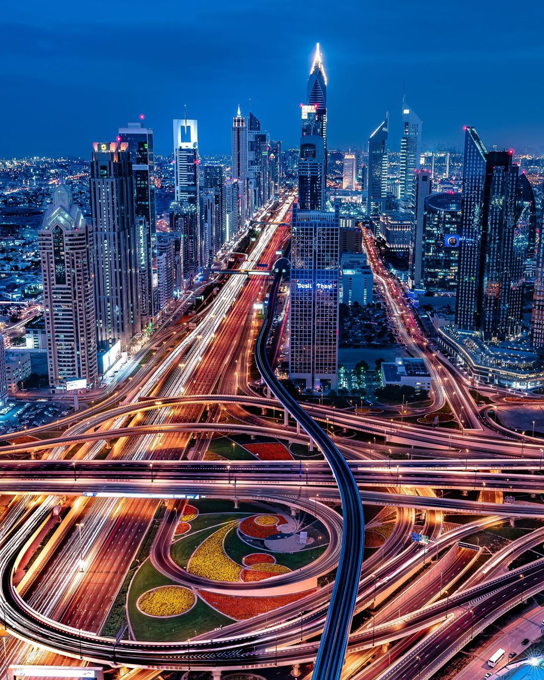 Dubai-Nights