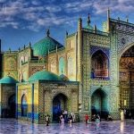 BLUE MOSQUE OF MAZARI SHARIF – Balkh