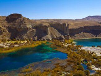Band e Amir - Bamiyan Afghanistan National Park