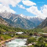 Nature beauty of Nuristan Province of Afghanistan