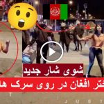 Afghan Girl Dance In Germany Streets HD