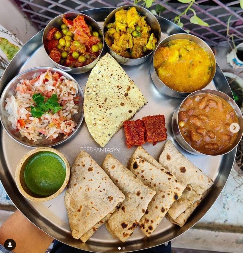 Indian-Thalli-meal